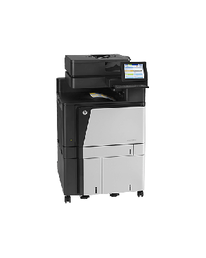 HP Color LaserJet Enterprise flow M880z+ NFC/Wireless Direct MFP Printer