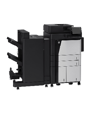 HP LaserJet Enterprise flow M830z Multifunction Printer