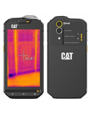 Rugged CAT S60 4.7'' 1280x720 Handheld Phone Scratch-Resistant Gorilla Screen