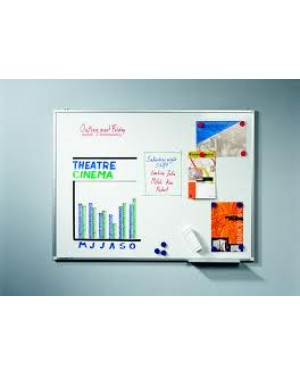 Legamaster Premium Plus Whiteboard 100x150 cm