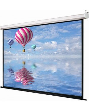 "Iview / 7Star 240cmX180cm 120"" Diagonal Manual Projector Screen"