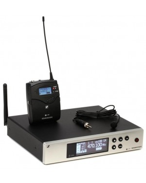 Sennheiser EW 100 G4-ME4 all-in-one wireless system for presenters and Moderators