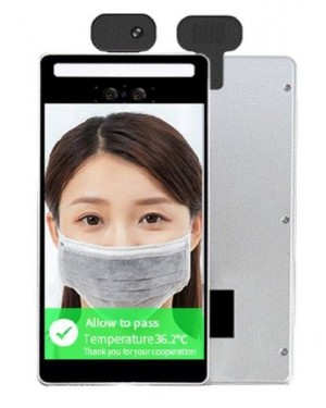 GO SAFE BODY TEMPERATURE AND FACIAL RECOGNITION SCANNER ONESCREEN