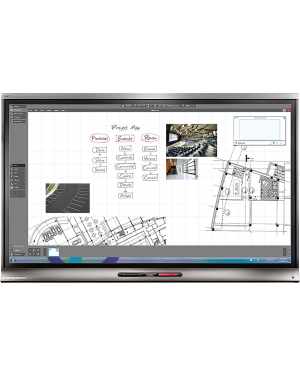 Smart KAPP IQ Pro 65'' Advanced functionality Display