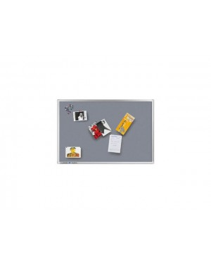 Legamaster Premium Felt Pinboard 90x120 cm Grey