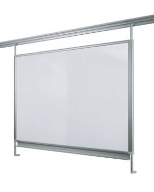 Legamaster Whiteboard for Legaline Dynamic 100x120cm Anodised Aluminium