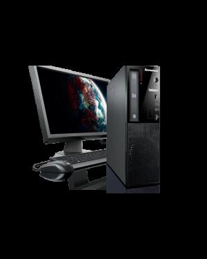 Lenovo ThinkCentre E72 (Edge72SFF-RCH2D) (Core i5, 500GB, 4GB, Win 8 Pro)