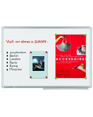 Legamaster Universal Plus Whiteboard 90x120