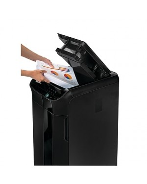 Fellowes AutoMax 350C 350-Sheet Cross-Cut Auto Feed Paper Shredder