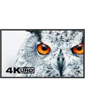"NEC 65"" X651UHD- 2 LED Backlit Ultra High Definition Large Screen Display"