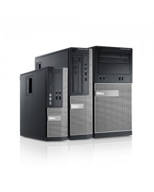 Dell Optiplex 3010MT Desktop (Optiplex-3010MT-I5) (Core i5, 500GB, 4GB, DOS)