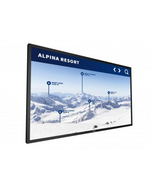 "Philips 75BDL3010T 75"" UHD Multi-Touch Display"
