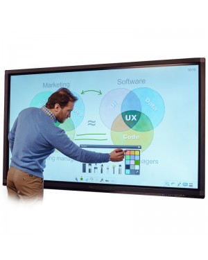 Prestigio 55'' Interactive Multi Touch Led PMB554H557