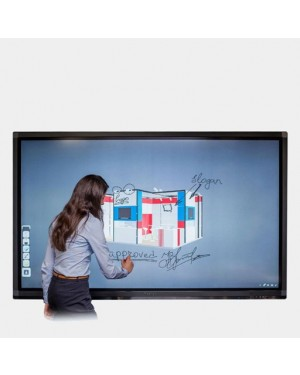 Prestigio 65'' Interactive Multi Touch Led PMB554H657