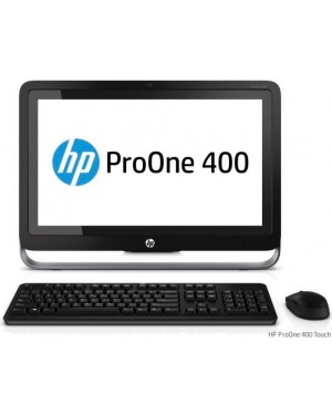"HP ProOne 400 G1 (D5U14EA) 19.5"" (Intel Pentium, 500GB, 4GB, DOS)"