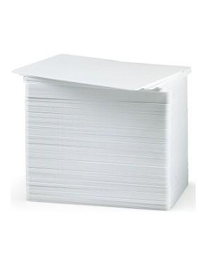Fargo PVC White Plastic Cards