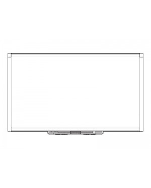 """SMARTBoard SB880E 77"""" Interactive Whiteboard"""