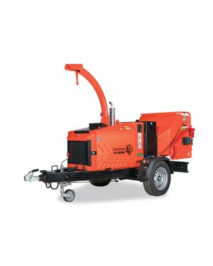 Timberwolf TW 280TDHB 8″ Road Towable Wood Chipper/Shredder