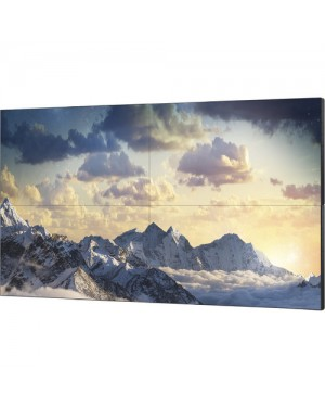 Samsung UH55F-E Extremely narrow bezel (1.7mm) Premium video wall Display