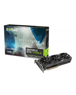 Zotac GeForce GTX Titan X ArcticStorm 12GB Graphic Card