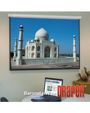 "Draper Baronet 100"" Diagonal Electrical Projector Screen"