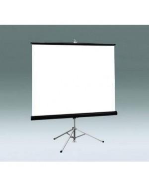 """Draper Diplomat 80"""" Diagonal Tripod Projector Screen"""
